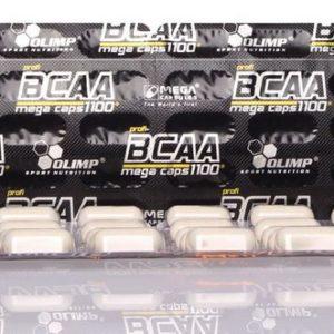 BCAA Mega Caps от Olimp