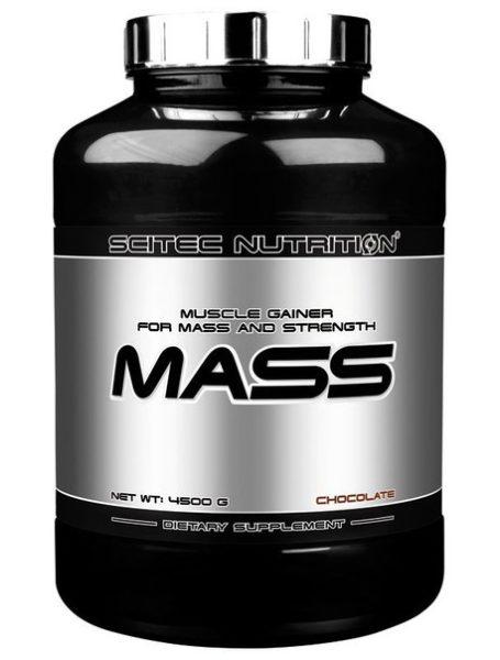 Гейнер Scitec Nutrition Mass 4500г