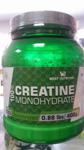 100% Креатин Моногидрат - West Nutrition