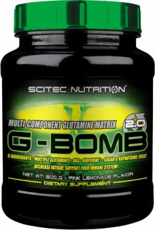 Глютамин G-Bomb Scitec Nutrition