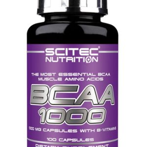 Аминокислоты BCAA 1000 Scitec Nutrition