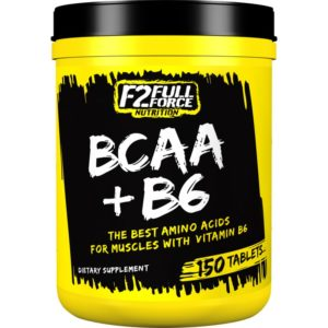 Аминокислоты BCAA+B6 Full Force