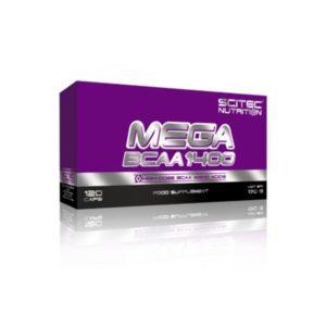Аминокислоты Mega BCAA 1400 Scitec Nutrition