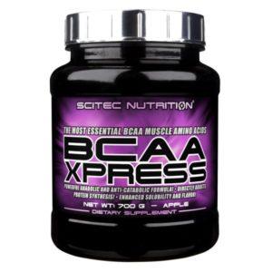 Аминокислоты в порошке BCAA Xpress Scitec Nutrition