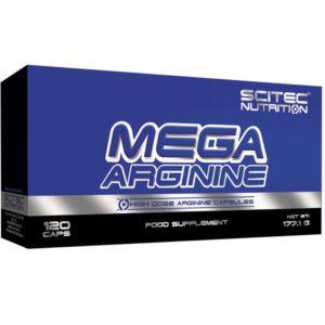 Аргинин Mega Arginine Scitec Nutrition