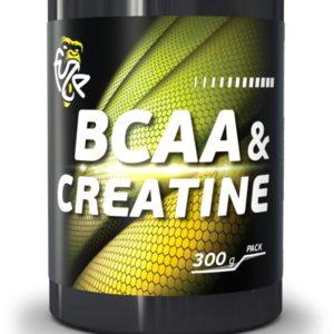 BCAA & Creatine FUZE