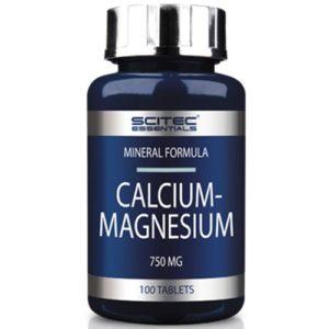 Calcium-Magnesium Scitec Nutrition