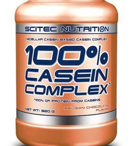 Казеин Casein Complex Scitec Nutrition