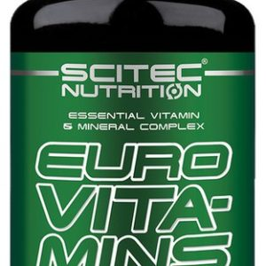 EURO VITA-MINS Scitec Nutrition