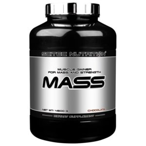 Гейнер Scitec Nutrition Mass 4500г