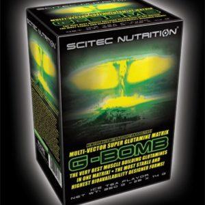 Глютамин G-Bomb Scitec Nutrition пакет 14г