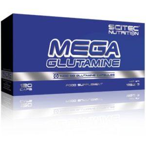 Глютамин Mega Glutamine Scitec Nutrition