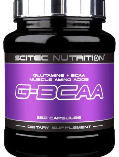 Глютамин+аминокислоты G-BCAA Scitec Nutrition