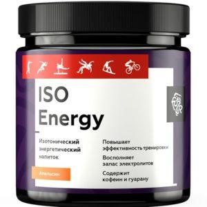 Изотонический энергетический напиток ISO Fuze