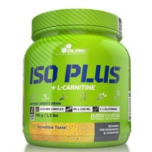 Изотонический напиток Iso Plus Olimp 700г