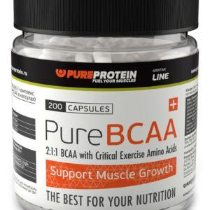 Капсульные BCAA PureProtein