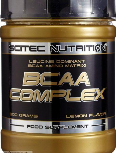 Комплекс BCAA Complex Scitec Nutrition