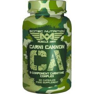 Комплекс Carni Cannon Scitec Nutrition