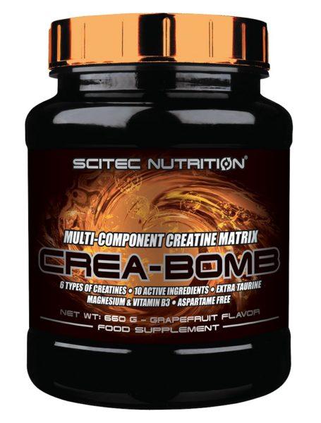 Креатин Crea-Bomb Scitec Nutrition 660г