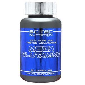 L-глютамин Mega Glutamine Scitec Nutrition