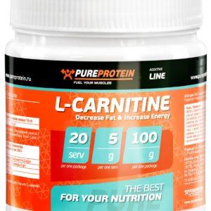 L-карнитин PureProtein