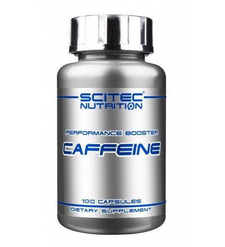 Предтреник Caffeine Scitec Nutrition