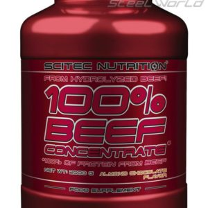 Протеин BEEF CONCENTRATE Scitec Nutrition 1000г