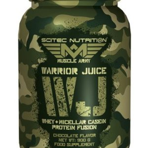 Протеин WARRIOR JUICE Scitec Nutrition 900г