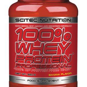 Протеин Whey Protein Scitec Nutrition 920г