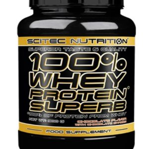 Протеин Whey Protein SuperB Scitec Nutrition 900г