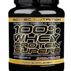 Протеин Whey Protein SuperB Scitec Nutrition 900г