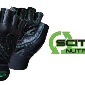 Перчатки Scitec Nutrition Green Style