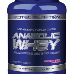 Сывороточный протеин Anabolic Whey Scitec Nutrition 900г