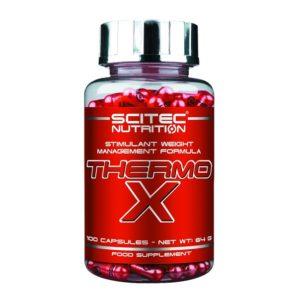 Термогенный жиросжигатель THERMO X