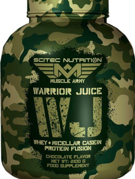 Протеин Warrior Juice Scitec Nutrition