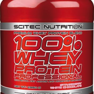 Whey Protein Professional Scitec Nutrition 2350г
