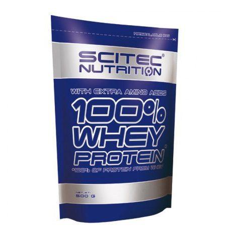 Протеин Whey Protein Scitec Nutrition 500г