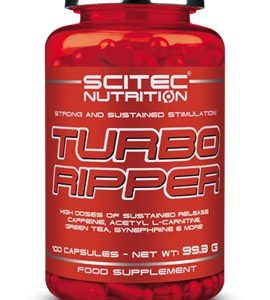 Жиросжигатель Turbo Ripper Scitec Nutrition