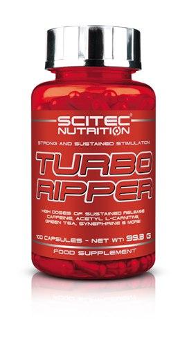 Жиросжигатель Turbo Ripper Scitec Nutrition