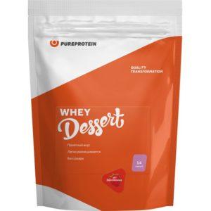 Whey dessert PureProtein