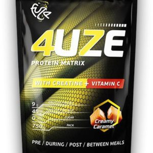 FUZE protein with creatine + vitamin C
