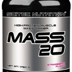 Гейнер Scitec Nutrition Mass 20