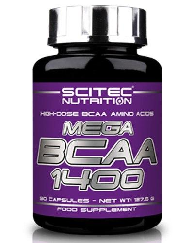 MEGA BCAA 1400 90 капсул