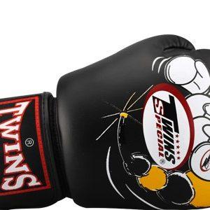Боксерские перчатки Twins №2