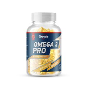 Geneticlab OMEGA 3 PRO 90 капсул