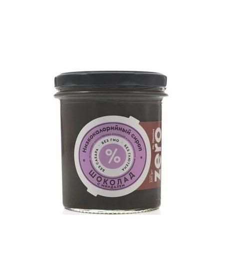 Низкокалорийный сироп Шоколад с миндалем