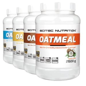 SCITEC NUTRITION OATMEAL 1500