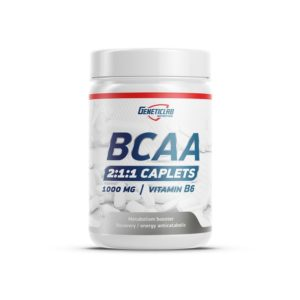 Geneticlab BCAA+B6 90 капсул