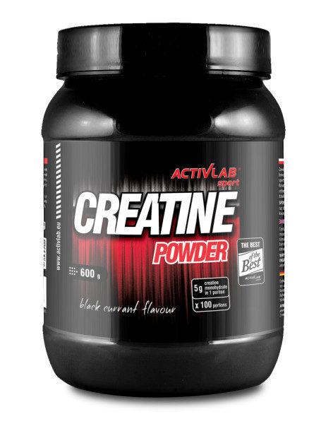 ACTIVLABE CREATINE POWDER 600г