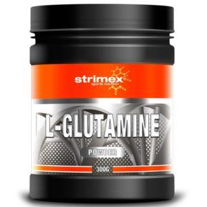 Глютамин Strimex Glutamine 300г